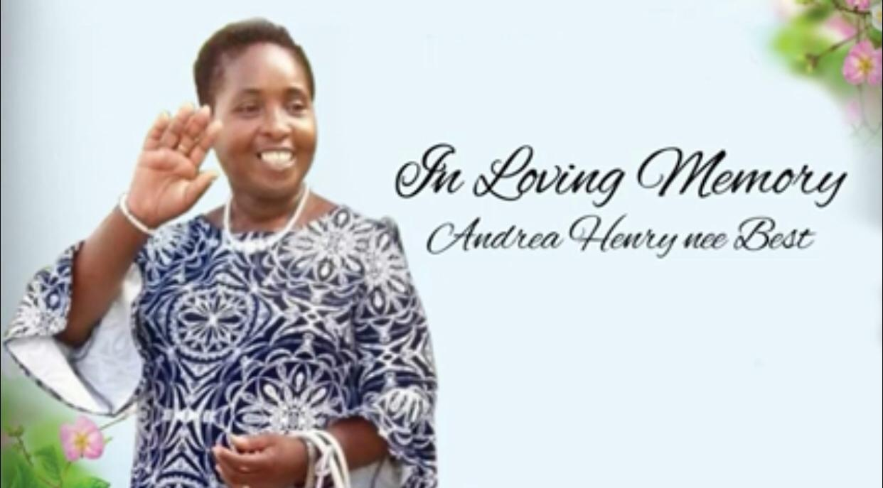 Andrea Yolanda Henry (nee Best),  formerly the Hon. Treasurer of the QCA. May she Rest In Peace.
