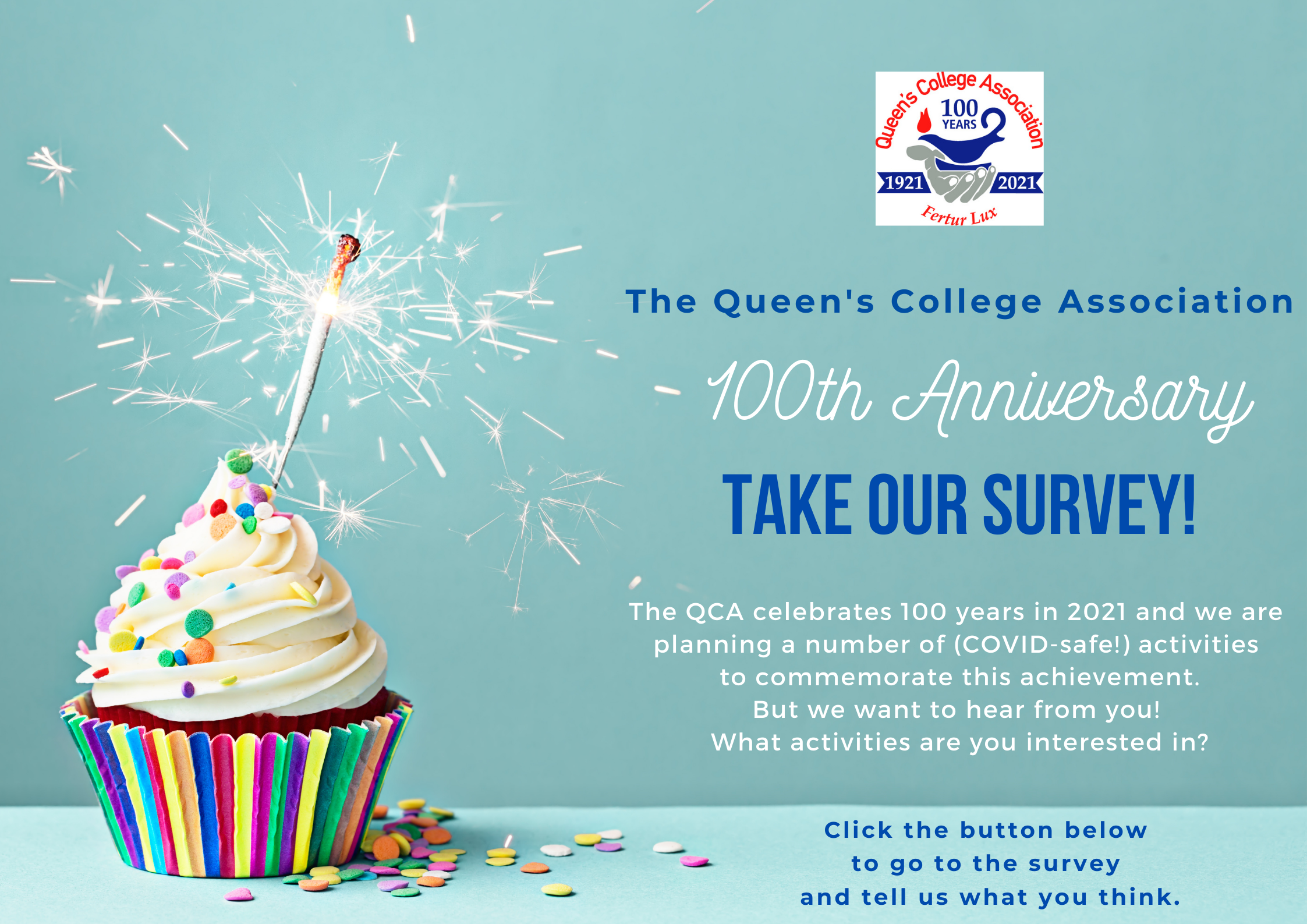 QCA 100th Survey