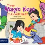 3 magic keys are food groups, age appropriate portions, exercise
