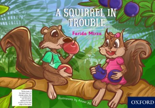 squirrel sibling issues, sister teaches herself to do her own thing