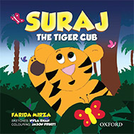 Suraj the Tiger Cub