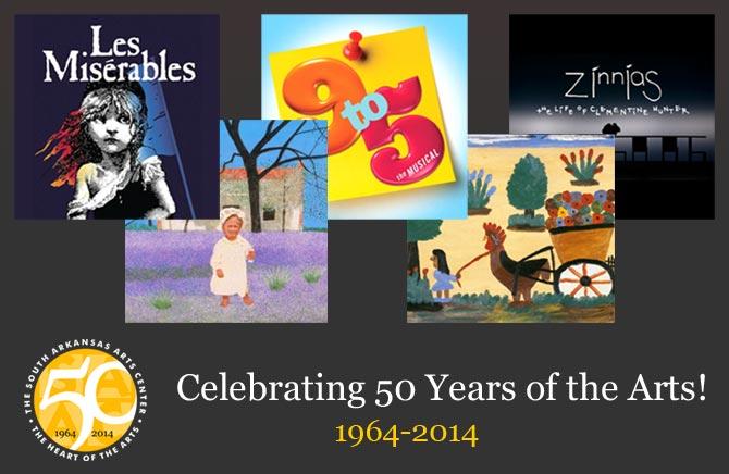 SAAC 50th Anniversary