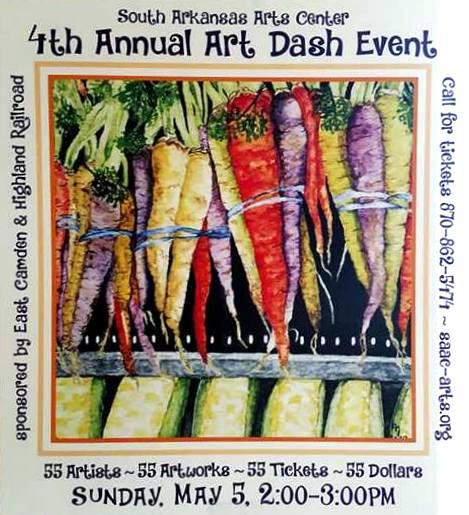 Fourth Annual Art Dash