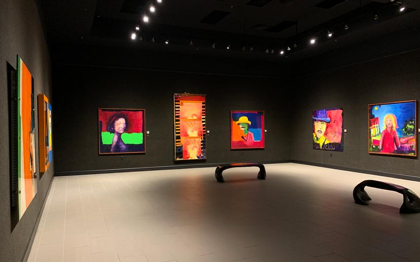 Curtis Graff • Exhibit Oct 1 – Nov 22