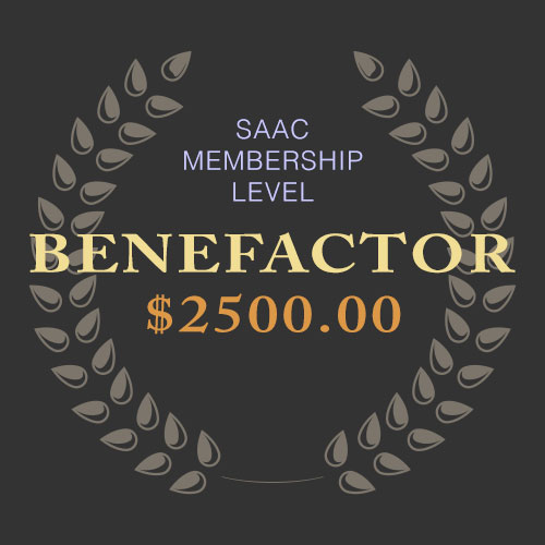 SAAC Membership - Benefactor Level