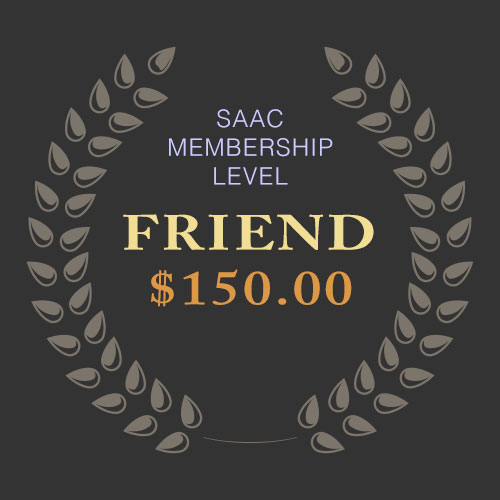 SAAC Membership - Friend Level