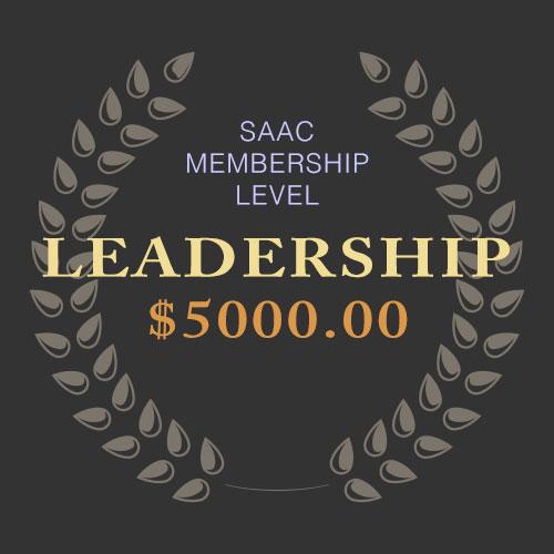 SAAC Membership - Leadership Level