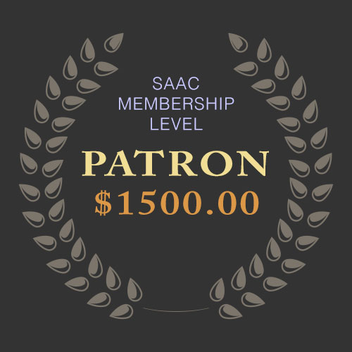 SAAC Membership - Patron Level