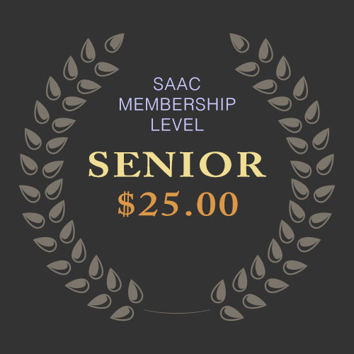 SAAC Membership - Senior Level