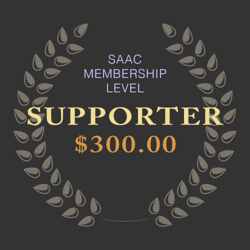 SAAC Membership - Supporter Level