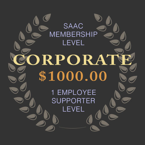 SAAC Corporate Membership - 1 Employee