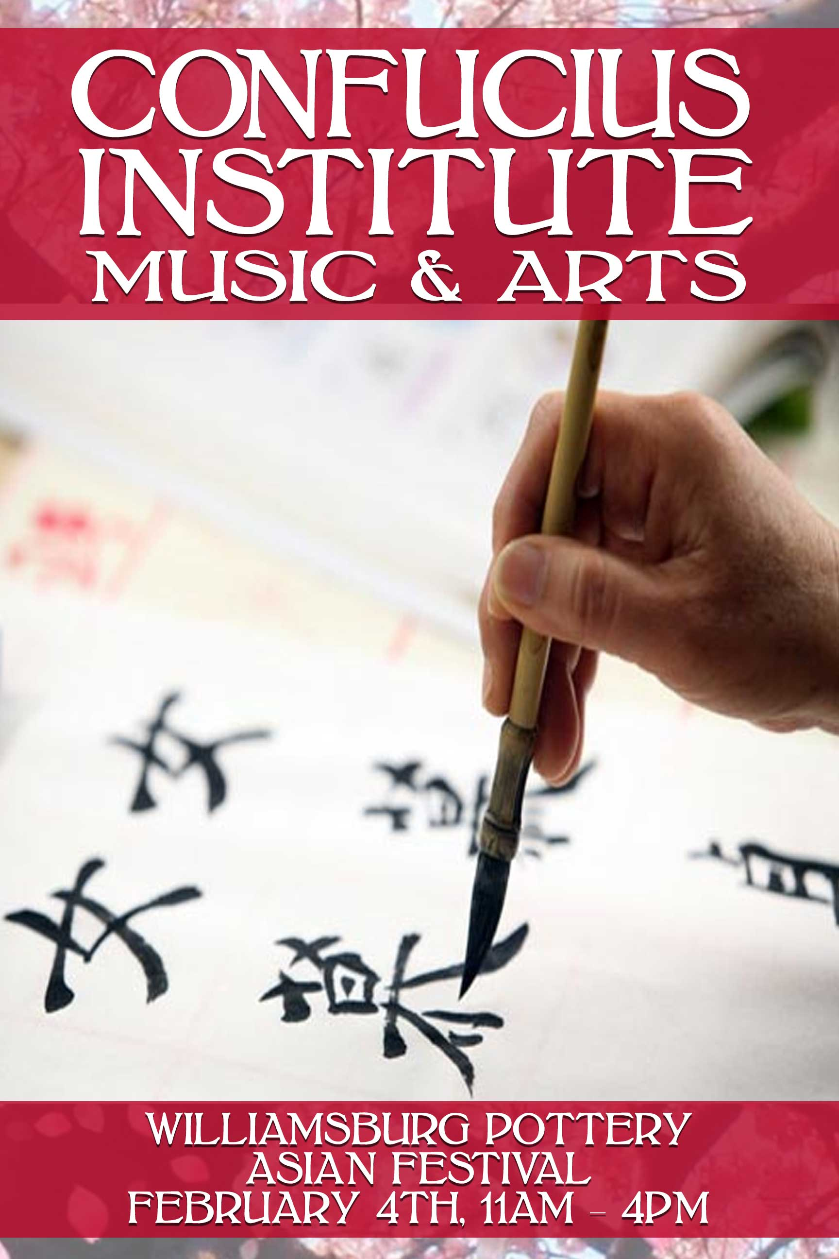 Confucius Institute Music & Arts