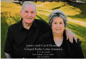james and carol denman