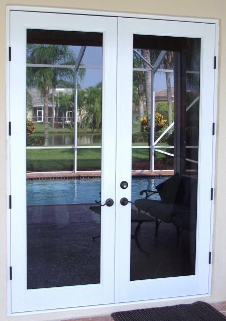 Stylish French Doors