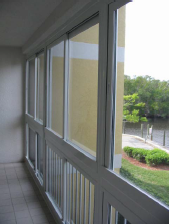 University of Florida Commercial and Condo Windows and Doors Interior