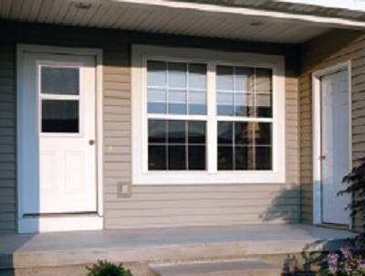 Storm Protection With An Open Window? Exclusive Industry First Windsert Door