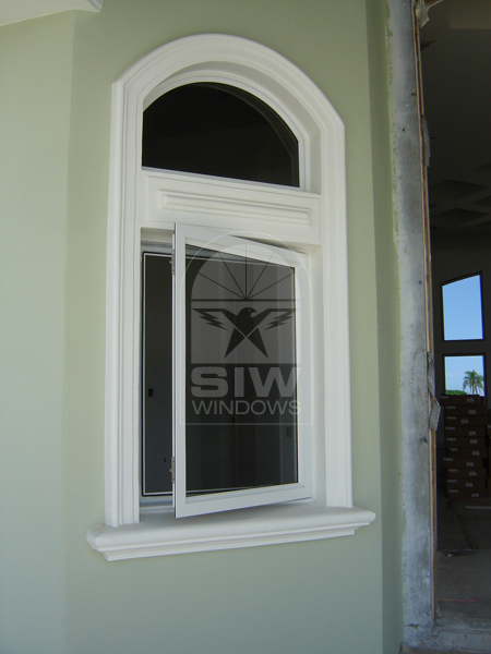 Casements and Project Out Windows