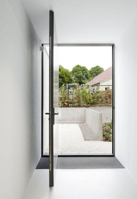 Functional and Stylish Pivot Doors