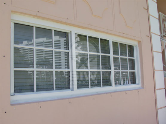 Horizontal Rolling Windows