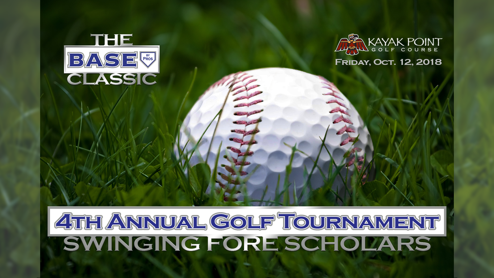 The BASE by Pros Classic 4th Annual Golf Tournament