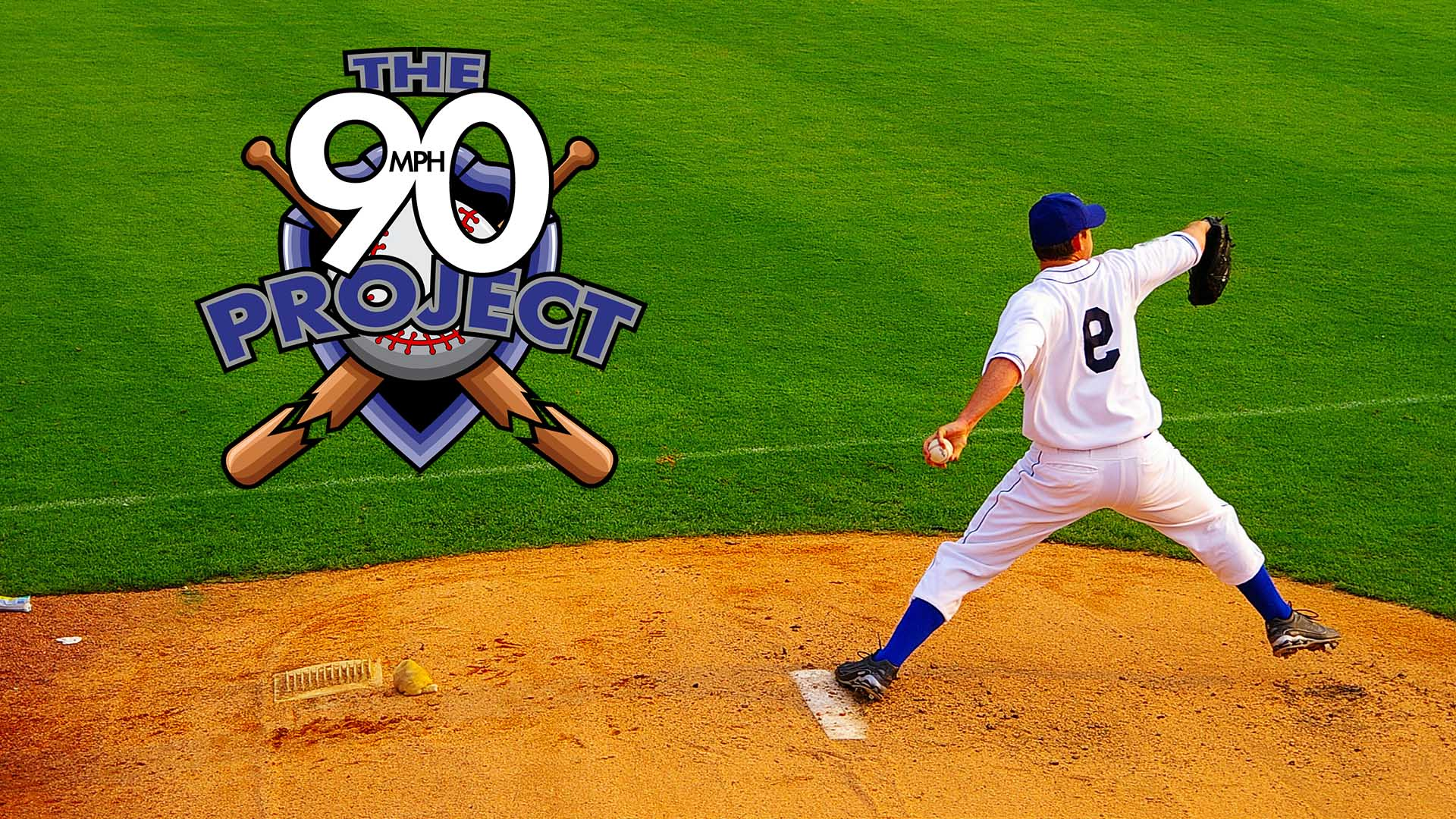 The 90 Project - A Pitching Velocity Program Featuring 4D Motion