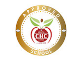 CHC alliance Nutraphoria accreditation
