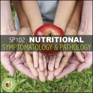 symptomatology nutritional pathology course nutraphoria