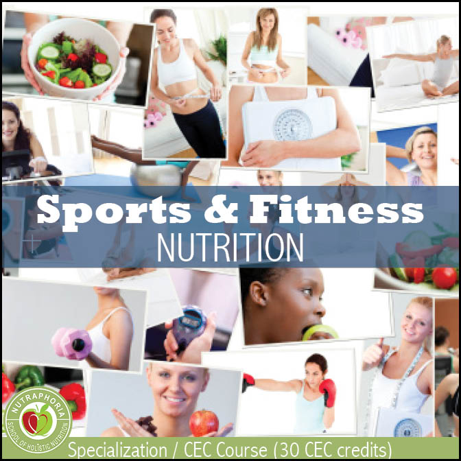 nutraphoria sports nutrition course