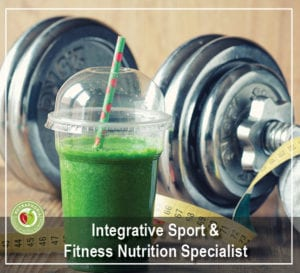 Integrative Sport & Nutrition Specialist
