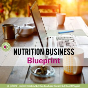 nutrition business course nutraphoria