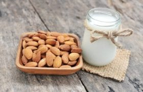 almond milk recipe nutraphoria school of holistic nutrition