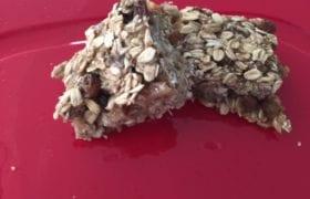 banana walnut breakfast bake nutraphoria school of holistic nutrition