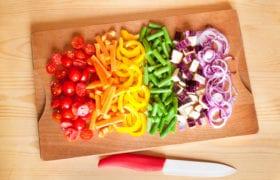 eat a rainbow of veggies nutraphoria