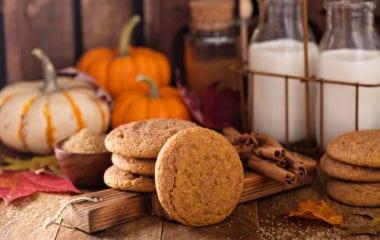 Pumpkin Cookies Nutraphoria