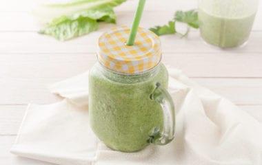 cilantro spinach smoothie nutraphoria