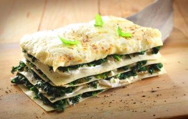 Vegan Lasagne Nutraphoria