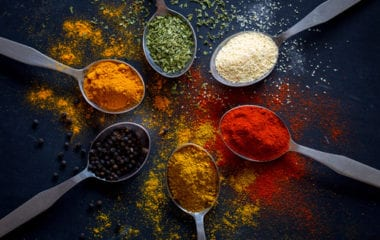 Spices and Herbs Nutraphoria