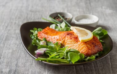 Salmon Recipe Nutraphoria