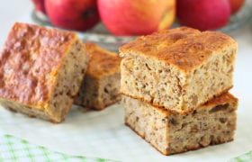 Apple Cake Nutraphoria