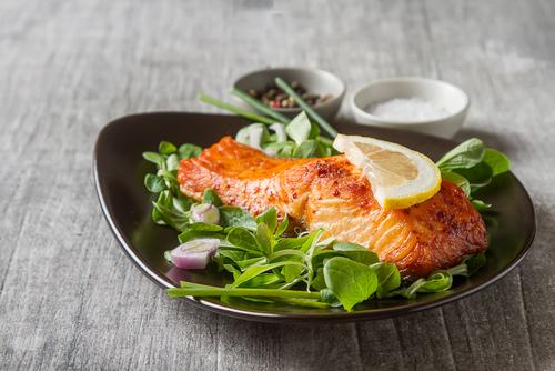 Salmon Fillet Nutraphoria