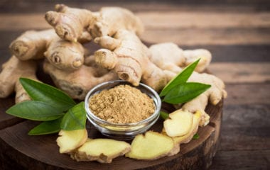 Saucy Ginger Nutraphoria