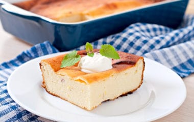 Cottage Pudding Nutraphoria