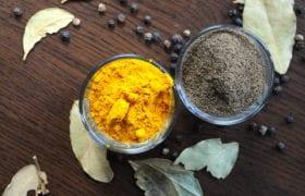 Turmeric and Pepper Nutraphoria