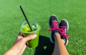 Green Smoothie Nutraphoria