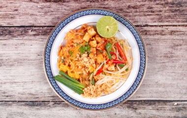25 Minute Pad Thai Nutraphoria