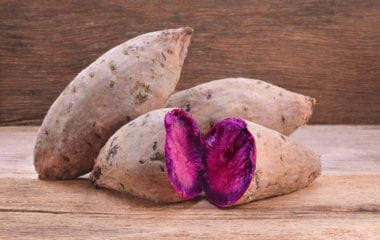 Purple Sweet Potato Pie Nutraphoria