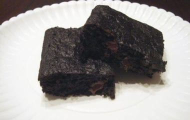 Healthy Cake Brownies Nutraphoria