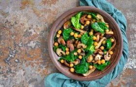 Chickpea Salad Nutraphoria