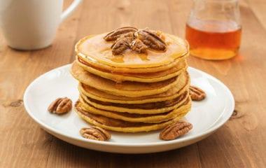Vegan Pancakes Nutraphoria