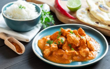 Butter Chicken Nutraphoria